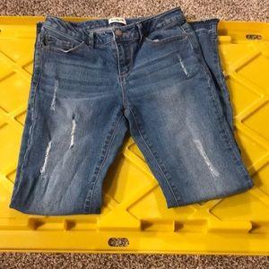 Girls jeans kidpik sz 12